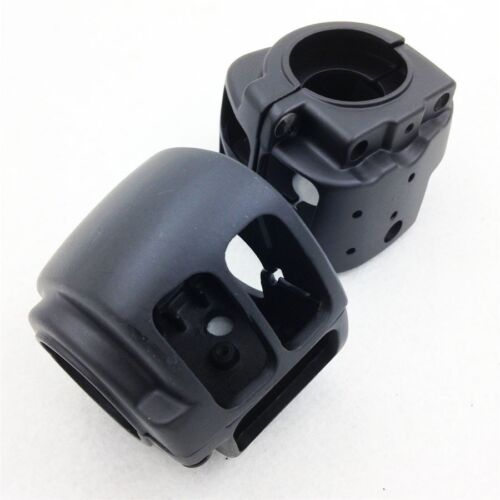 Switch Housings Cover For 2009 later Harl Dyna Sportsters Softail V-Rod Black