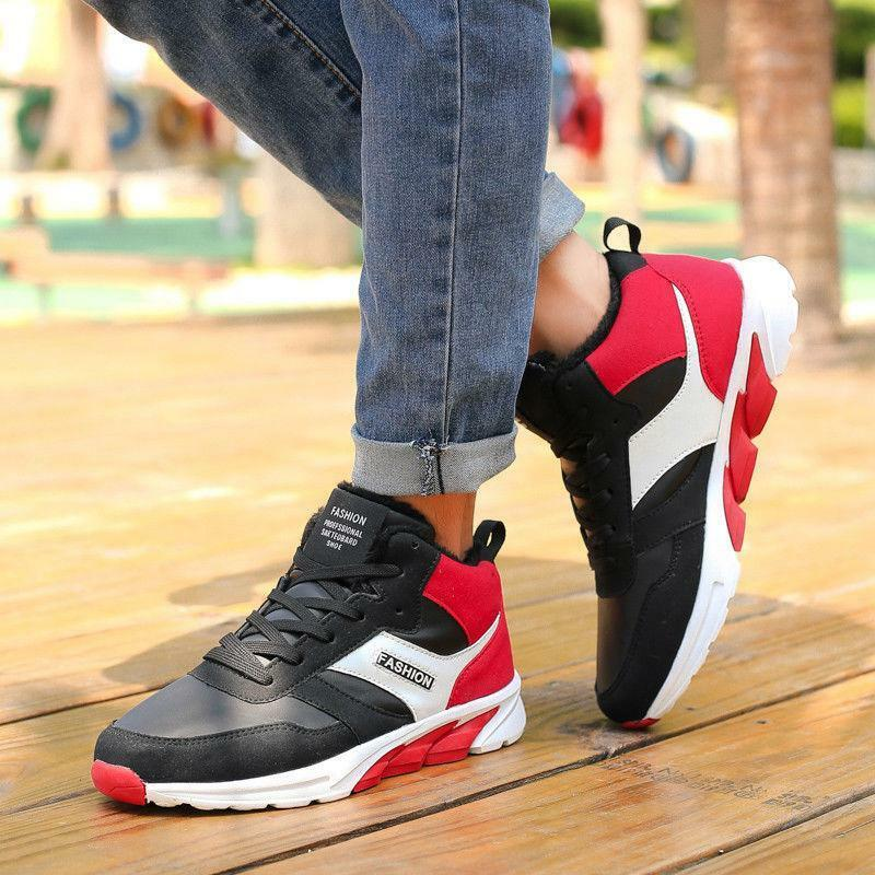 086141701567e Men s Winter Running Shoes Tourism Outdoor Casual Casual Casual Athletic  Sneakers Walking Hot d45dce