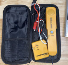 Cable Finder Tone Generator Probe Tracer Wire Tracker Cable Circuit Tester