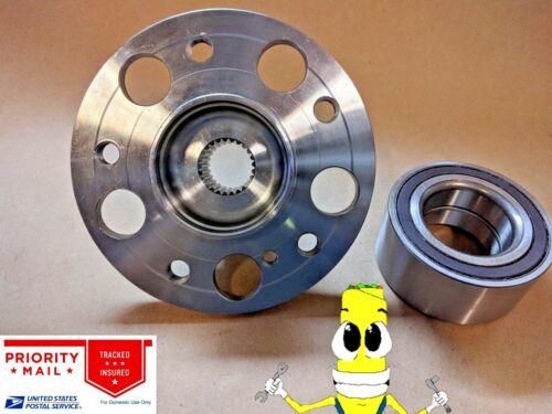 Premium REAR Wheel Hub /& Bearing Assembly Kit for Mercedes-Benz SLK32 AMG 02-04