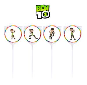 24-Cartoon-Network-Ben-10-Sticker-Labels-Seal-Bag-Lollipop-Birthday-Party-Favor