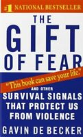 The Gift Of Fear By Gavin De Becker, (mass Market Paperback), Dell , New, Free S on sale