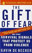 The Gift of Fear by Gavin de Becker, (Mass Market Paperback), Dell , New, Free S