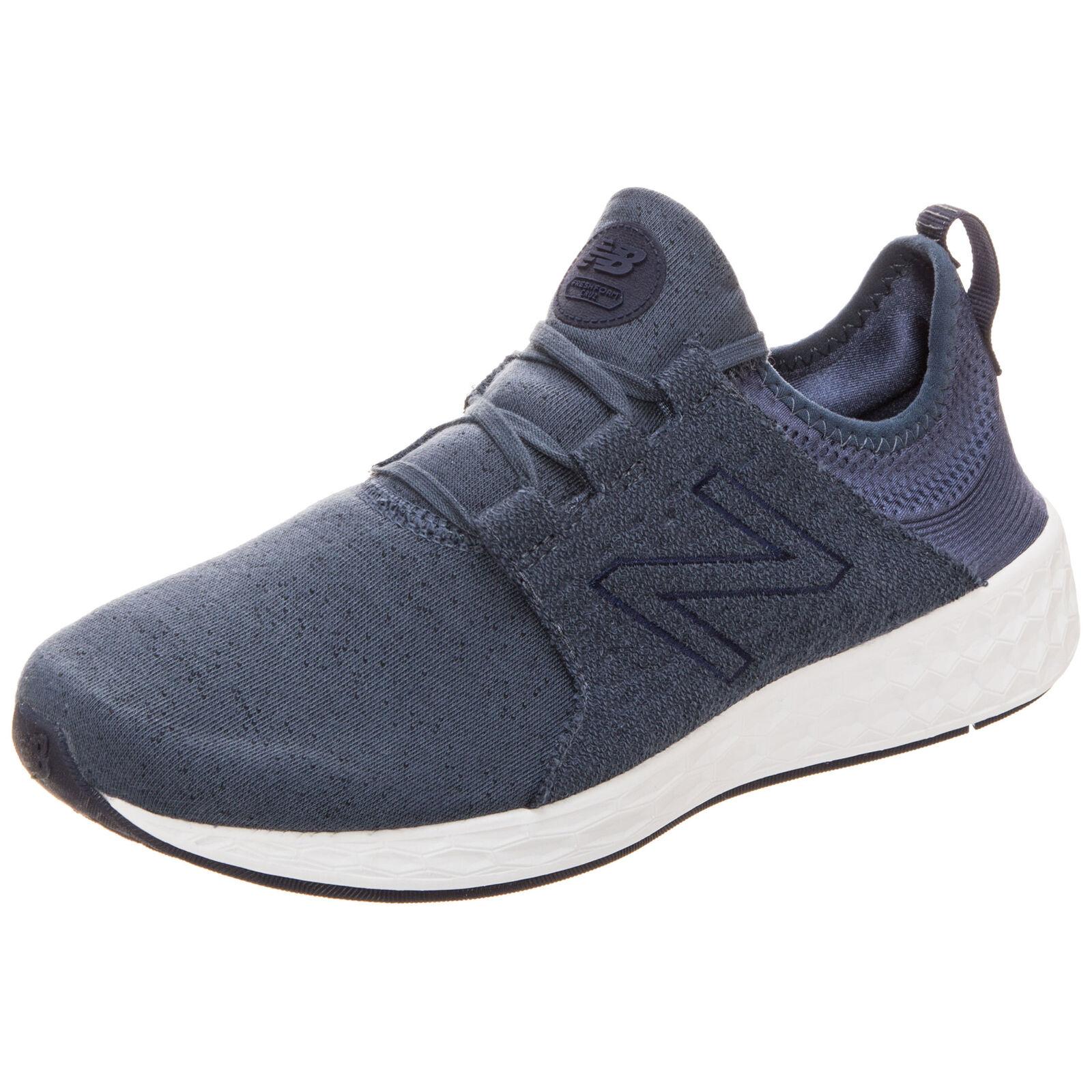 New Balance Fresh Foam Cruz Laufschuh Herren Herren Herren Blau NEU 3e7af8