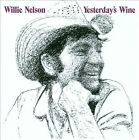 Yesterday's Wine [Remaster] by Willie Nelson (CD, Apr-2008, BMG Heritage)