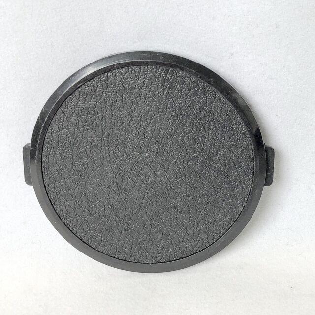 62 mm Plastic front Lens Cup.