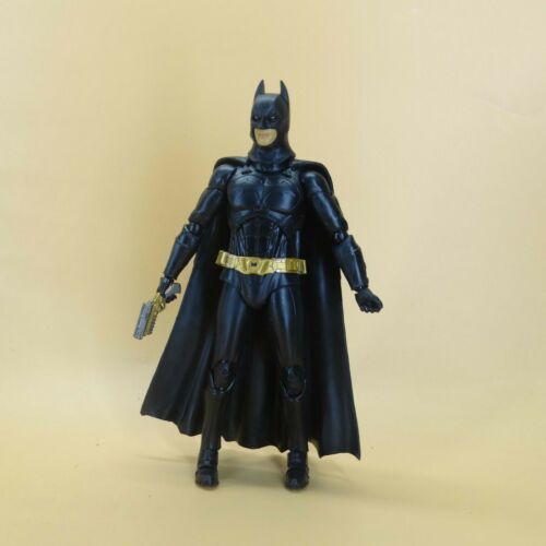 "Mattel DC Comics Movie Masters The Dark Knight batman  action figure 6/"" loose"