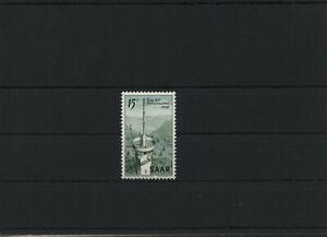 Allemagne-Saar-Saarland-Vintage-1956-Mi-369-Rainure-MH-Plus-Boutique