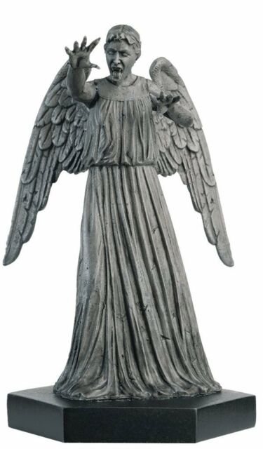 Doctor Who Figurine Collection - Figure #4 - Weeping Angel - Hand Painted 1:21 -
