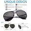 MIRROR-034-Posche-034-OVERSIZED-Women-Sunglasses-Aviator-Flat-Top-Square-Shadz-GAFAS thumbnail 2