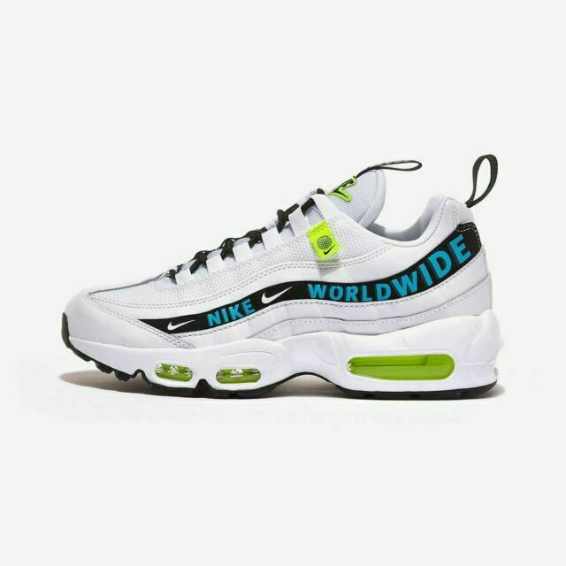 Size 11 - Nike Air Max 95 Worldwide Pack - White 2020 for sale ...