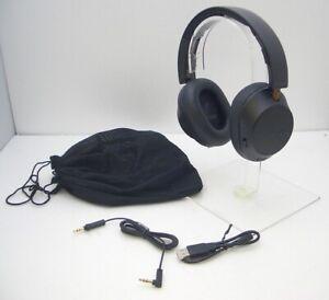 Plantronics Backbeat Go 810 Wireless Noise Canceling Bluetooth Headphones Black Ebay