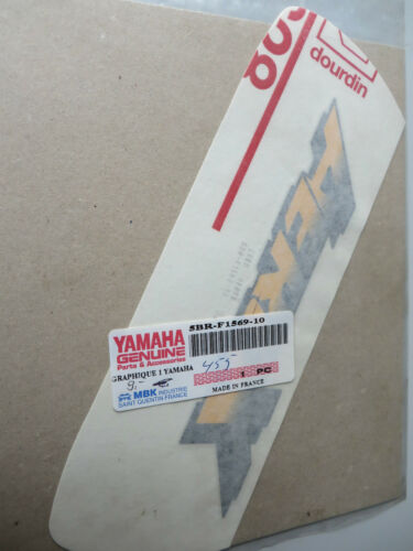 YAMAHA adesivo logo front rivestimento a sinistra yq50 AEROX 1997 Graphic left
