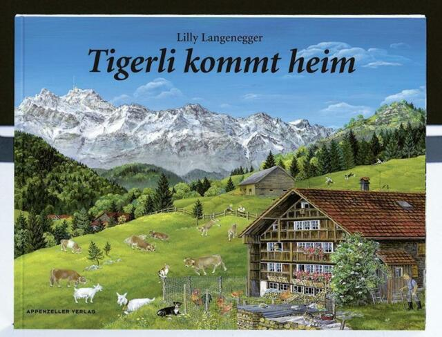 Tigerli kommt heim von Langenegger, Lilly | Buch | gebraucht