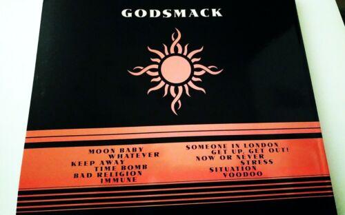 SONGBOOK ***BRAND NEW*** TABLATURE GODSMACK GUITAR TAB ST ALBUM