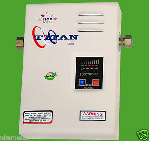 Electric-SCR2-Titan-N-120-Tankless-Water-Heater-Brand-New-Free-Shipping