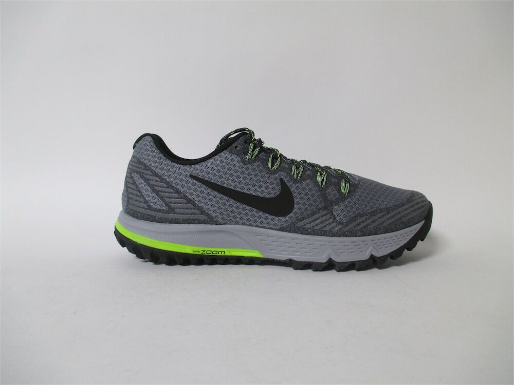 Womens Nike Wildhorse 3 Cool Grey Black Anthracite Sz 11 749337-005