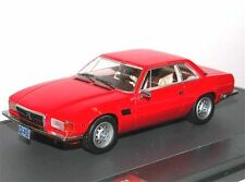 MATRIX Scale Models, 1972 De Tomaso Longchamp Sport Coupe Series One, rot, 1/43