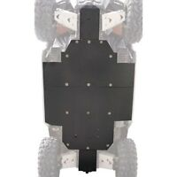 Polaris Rzr 800 2007–2014 Eps Xc S 800 Le Tusk Hd Quiet-glide Skid Plate 1/2