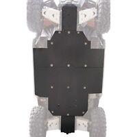 Polaris Rzr 800 2007–2014 Eps Xc S 800 Le Tusk Hd Quiet-glide Skid Plate 1/2