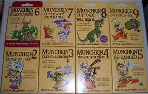 Munchkin inigualáveis yoink Promoção Cartão oomba Série 4 de 9