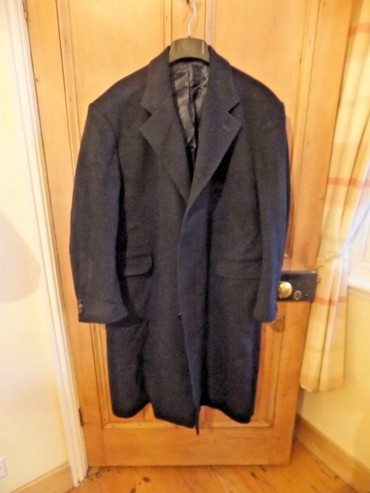 BERWIN & BERWIN Overcoat Mens Size 44R Coat