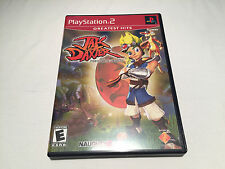 Jak and Daxter: The Precursor Legacy (Playstation PS2) GH Complete Perfect Mint!