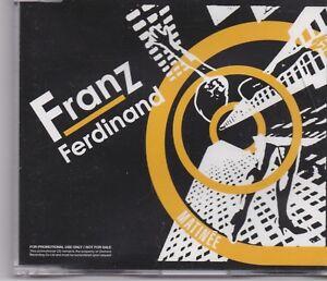 Franz-Ferdinand-Matinee-promo-cd-single