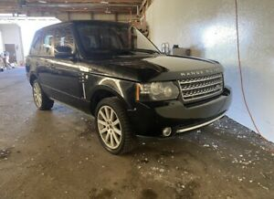 2012 Range Rover Supercharged (EXTENDED WARRANTY INCLUDED)
