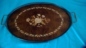 Italian-Inlaid-Wood-Serving-Tray-with-Brass-Handles-21-034