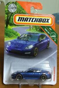 Porsche Panamera 2018 Matchbox #26 Road Trip  17//35