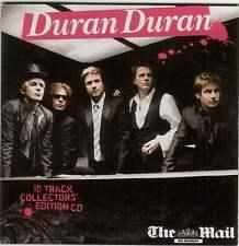 DURAN DURAN LIVE: COLLECTORS ED - PROMO CD ALBUM (2007) PLANET EARTH, WILD BOYS