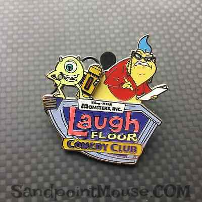 Disney Monsters, Inc. Laugh Floor