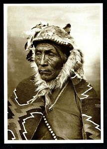 948-Postcard-Hostine-Martine-Navajo-Native-American-Vroman-Photo-1903-New