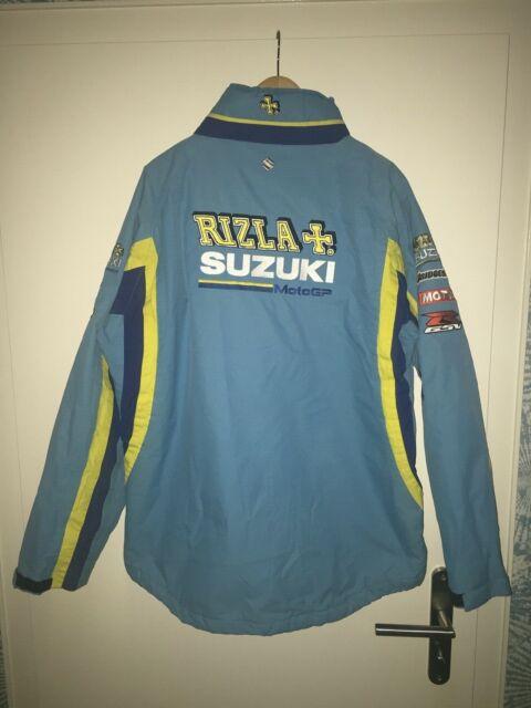XXL Suzuki Team Jacke Freizeit    Gr