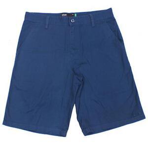 dfe9b7181c Oakley REPRESENT Short Size 34 L Marine Blue Casual Dress Shorts ...