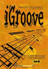 iGroove - 3499 Drumset-Grooves v. Andreas Schwarz • 3499 Schlagzeug-Rhythmen