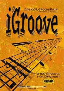 iGroove-3499-Drumset-Grooves-v-Andreas-Schwarz-3499-Schlagzeug-Rhythmen