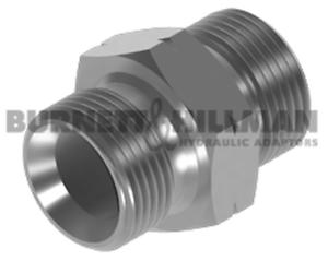 Night /& Hillman métrica M14 Macho x M20 macho adaptador de paso 1.5 MM00435