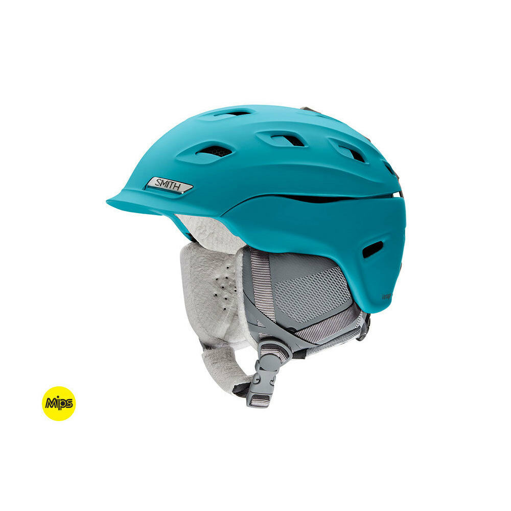 2018 SMITH VANTAGE Womens Helmet Matte Mineral MIPS  Small  with cheap price to get top brand