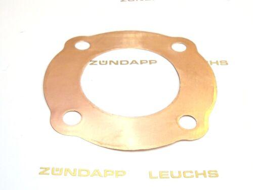 Zündapp joint cuivre cylindre kopfdichtung 0,3mm Dick GTS 50 5-speed de type 529