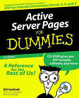 Active Server Pages For Dummies by Bill Hatfield (Paperback, 1999)