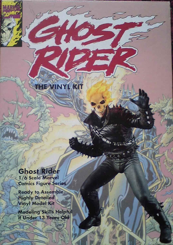 Horizon marvel ghost rider 1 6 scle vinyl kit 1993