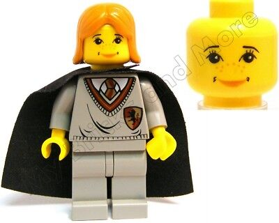 Lego Harry Potter Minifigure Set of 2 Brown Brooms Witch Brand NEW 100/% REAL