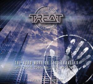 TREAT-THE-ROAD-MORE-OR-LESS-TRAVELED-CD-DVD-DIGIPAK-CD-NEU
