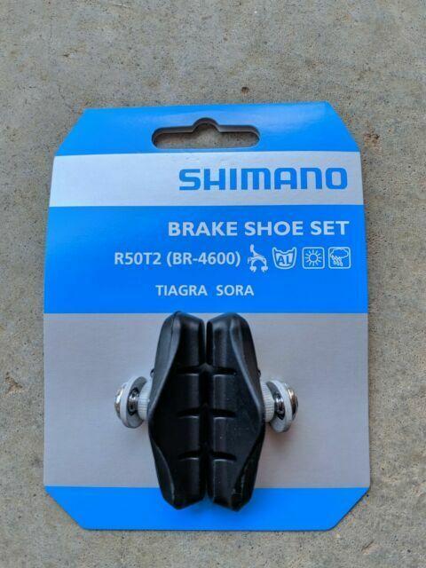 BR-4600 1 Pairs Shimano R50T2 Y8JY98071 Brake Shoe Pad
