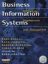 Business Information: Technology, Systems and Management