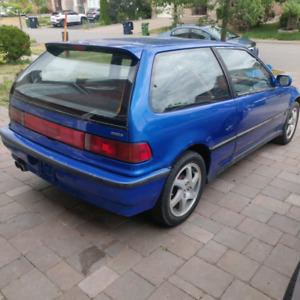 1990 Honda Civic DX