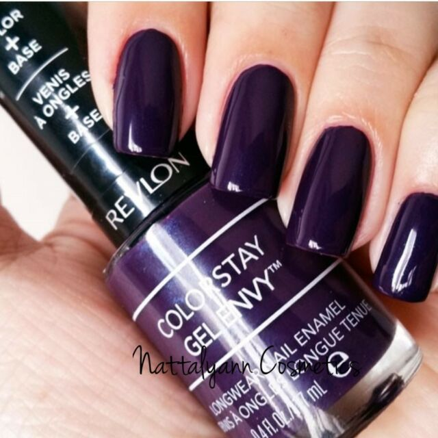 Revlon Colorstay GEL Envy Longwear Nail Enamel Polish Best Shades ...