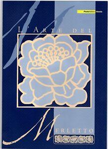 ITALIA-FOLDER-2004-L-039-ARTE-DEL-MERLETTO-FACCIALE-20-00